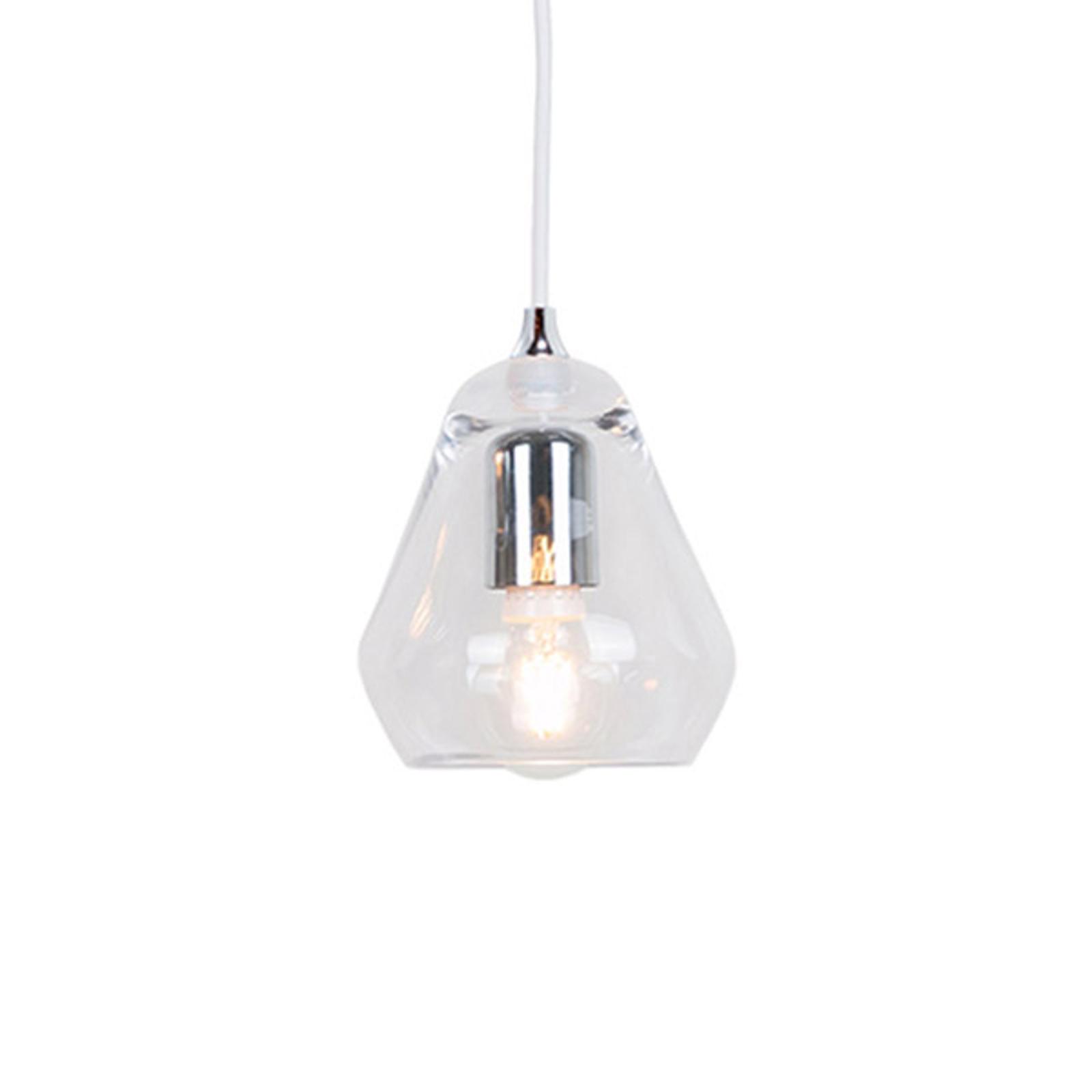 Innermost Core 15 - szklana lampa wisząca