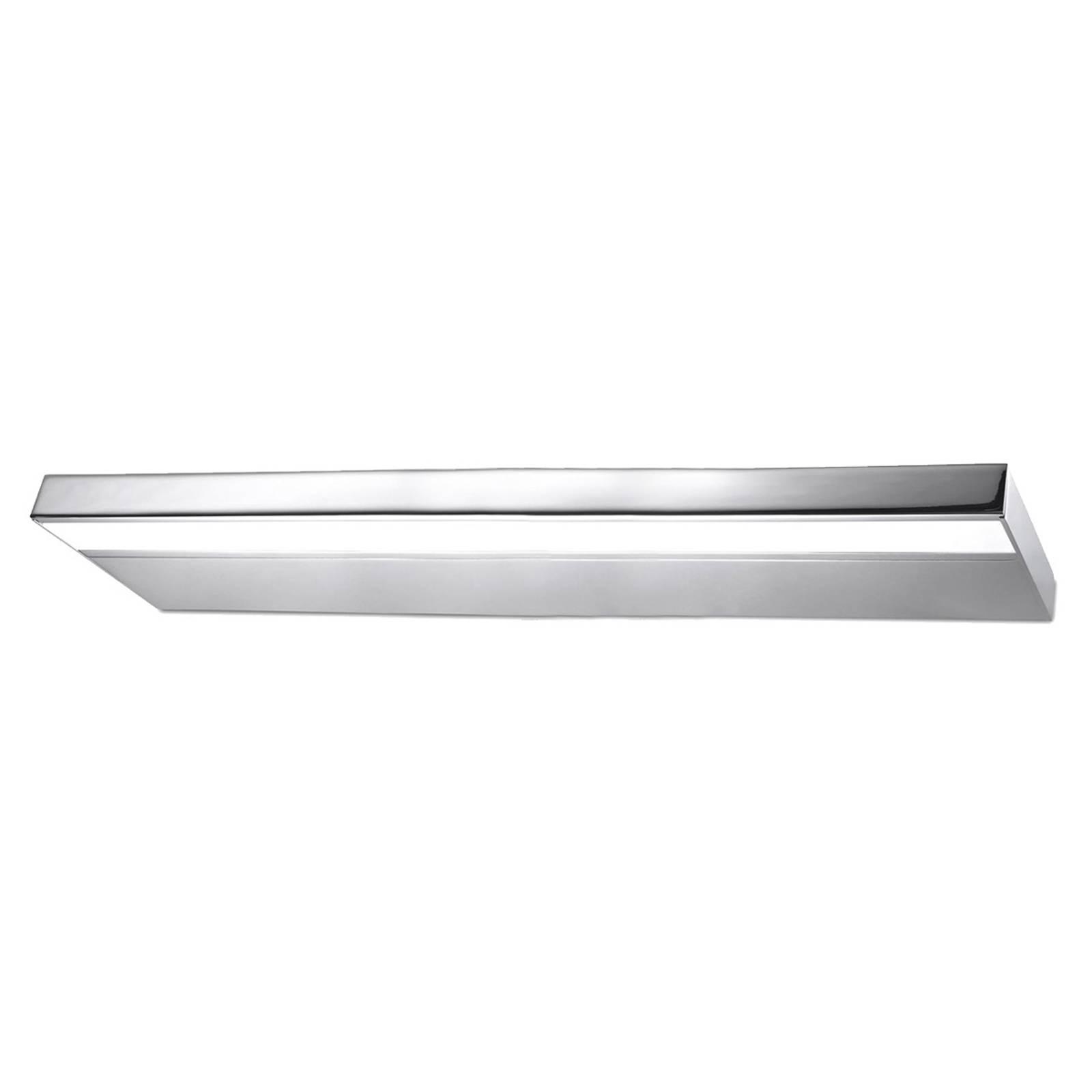 Applique salle de bain LED Prim IP20 120cm, chromé