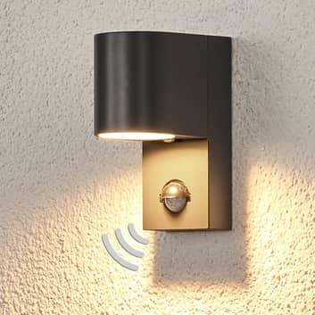 Lámpara exterior con detector de movimiento Palina