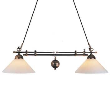 Menzel Anno 1900 lámpara colgante lineal 2 luces