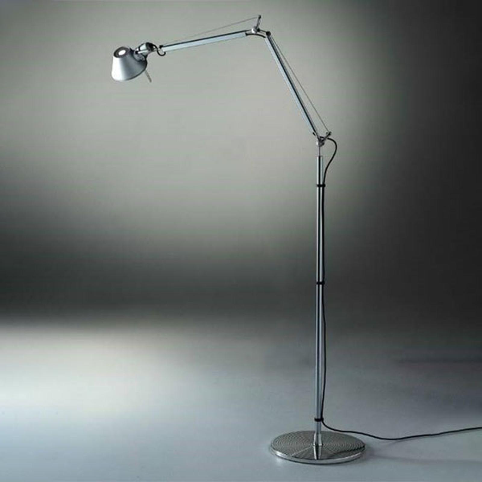 Artemide Tolomeo LED-gulvlampe Tunable White