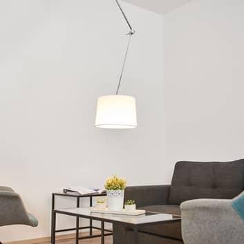 Tekstil loftlampe Jolla med udligger