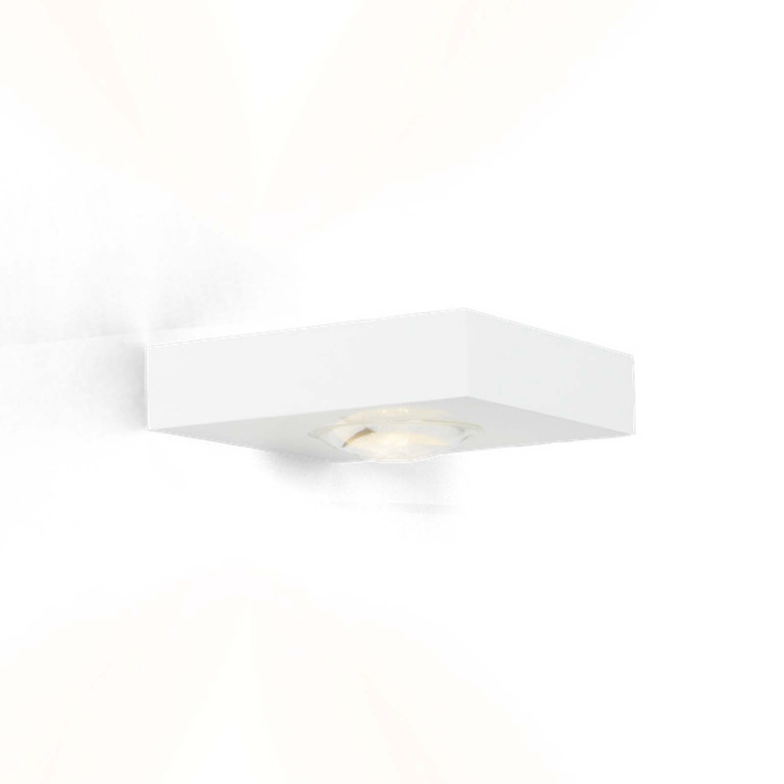 WEVER & DUCRÉ Leens 2.0 LED wandlamp wit