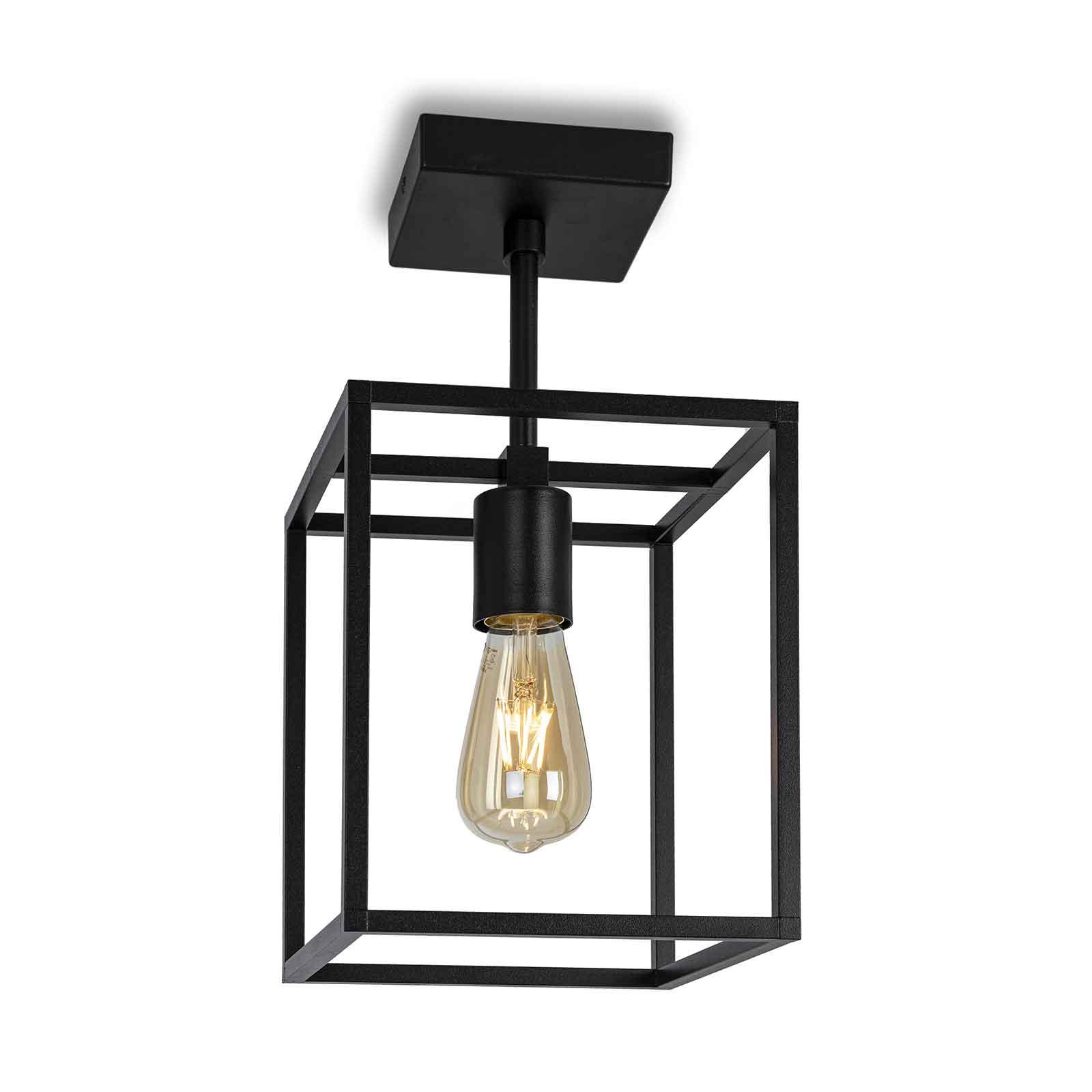 Lampa sufitowa Cubic³ 3394 , czarna