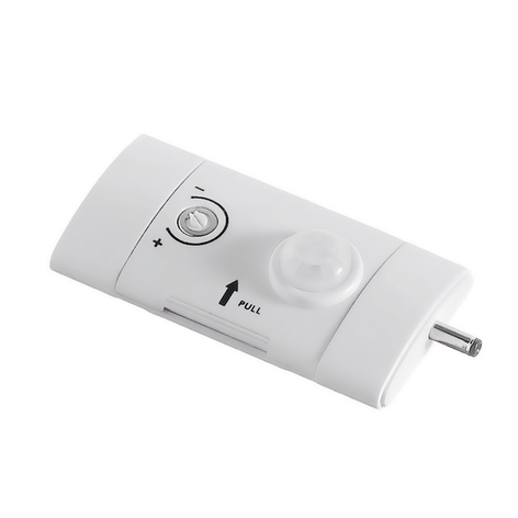 Sensor de movimiento para Fabas Luce Galway 6690