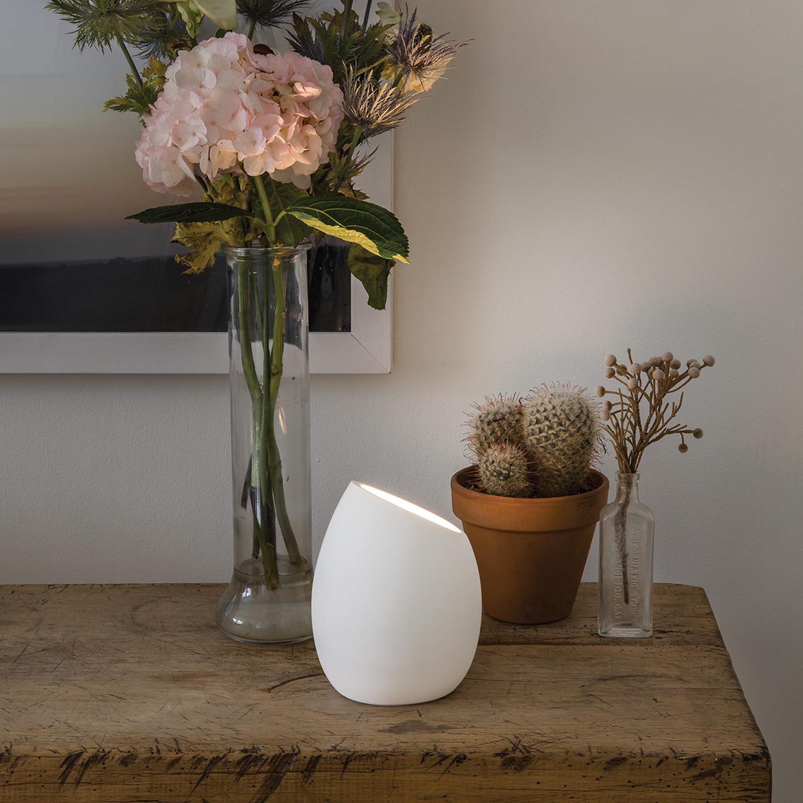 Dekorativ bordslampa LIMINA