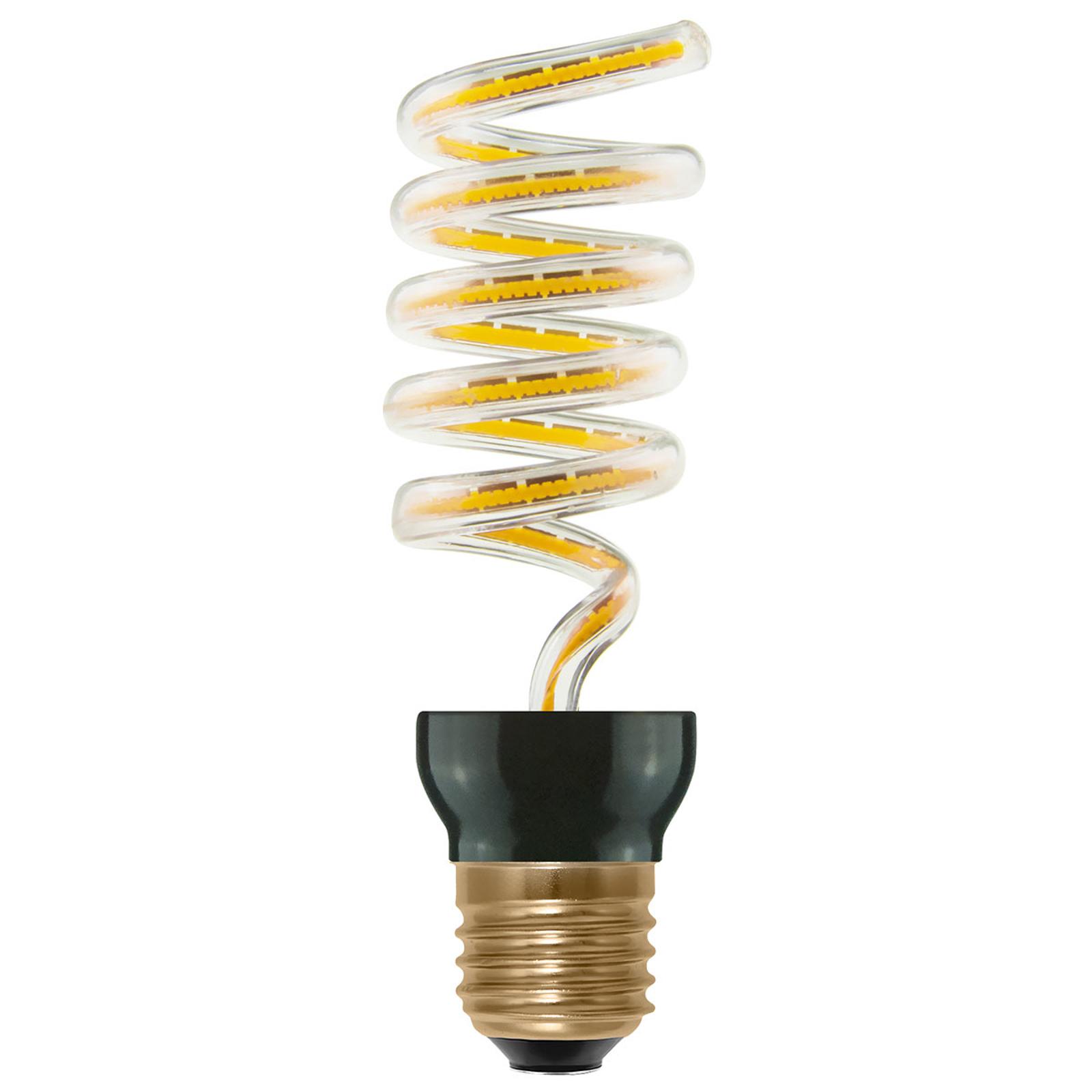 LED-Lampe Art Line Loop up E27 12W 500 lm warmweiß