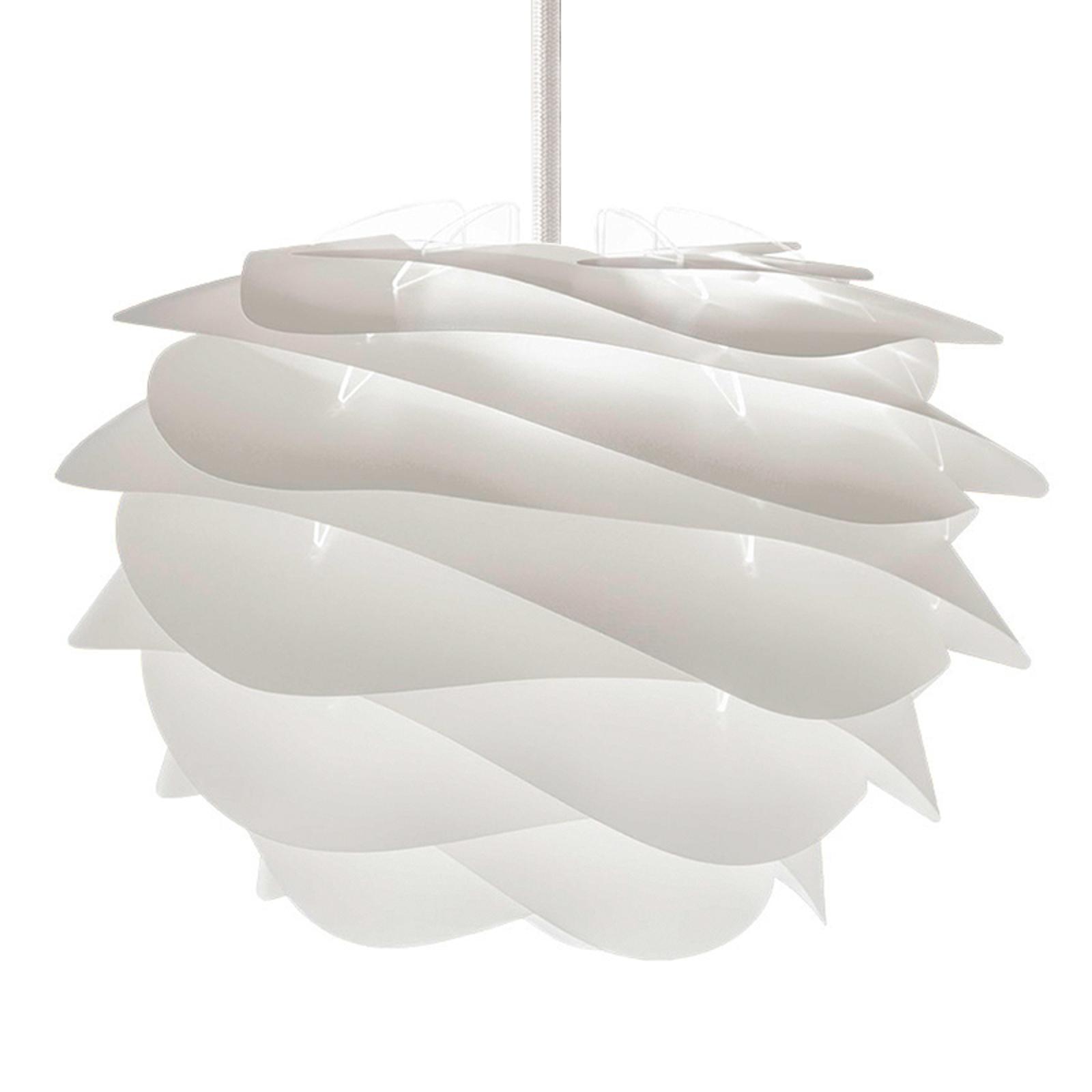 UMAGE Carmina mini lámpara colgante en blanco