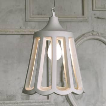 Lámpara colgante de diseño Le Pupette de cerámica