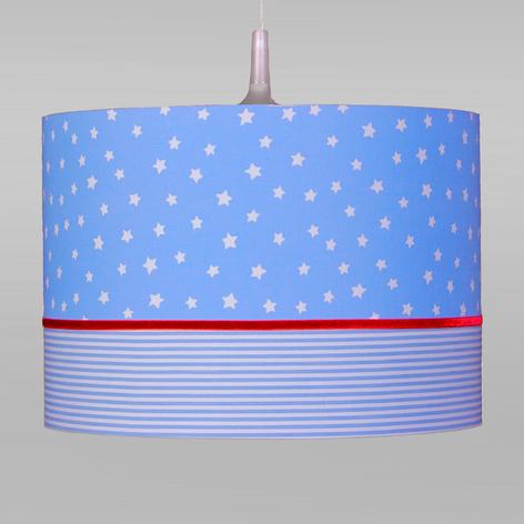 Lieflijke kinderkamer hanglamp sterretjes