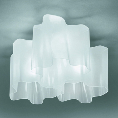 Taklampe for Artemide Logico 3 pkt.120° 66x66 cm