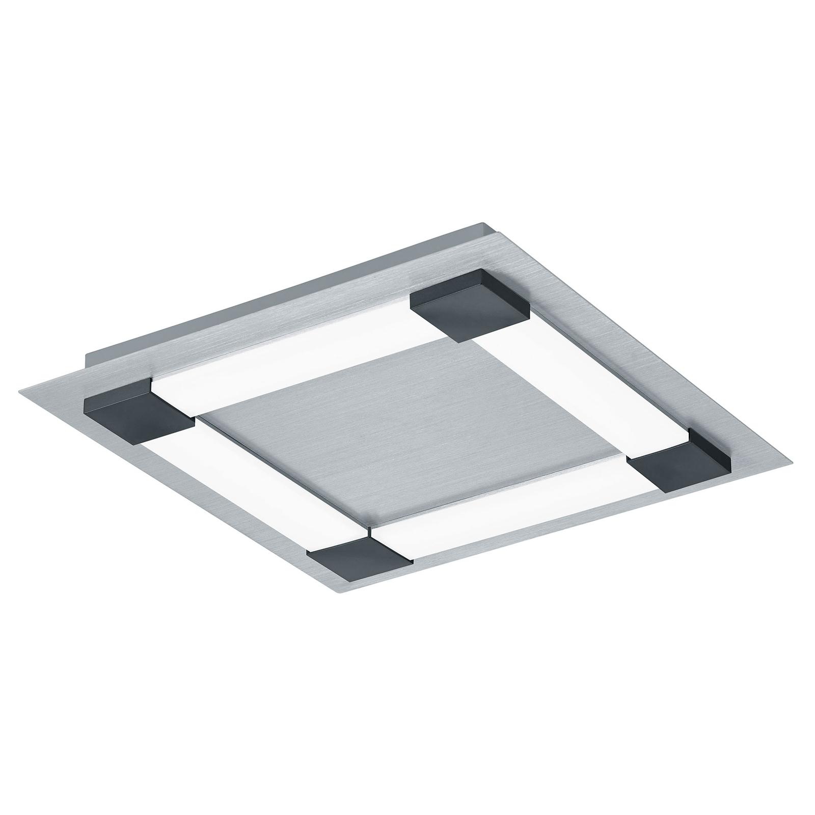 Bopp Plain LED-Deckenlampe 48x48cm smart steuerbar