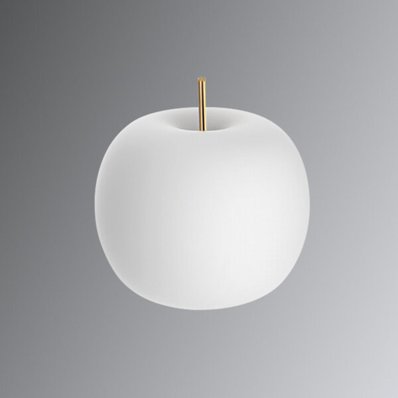 Kundalini Kushi - LED tafellamp messing 33cm