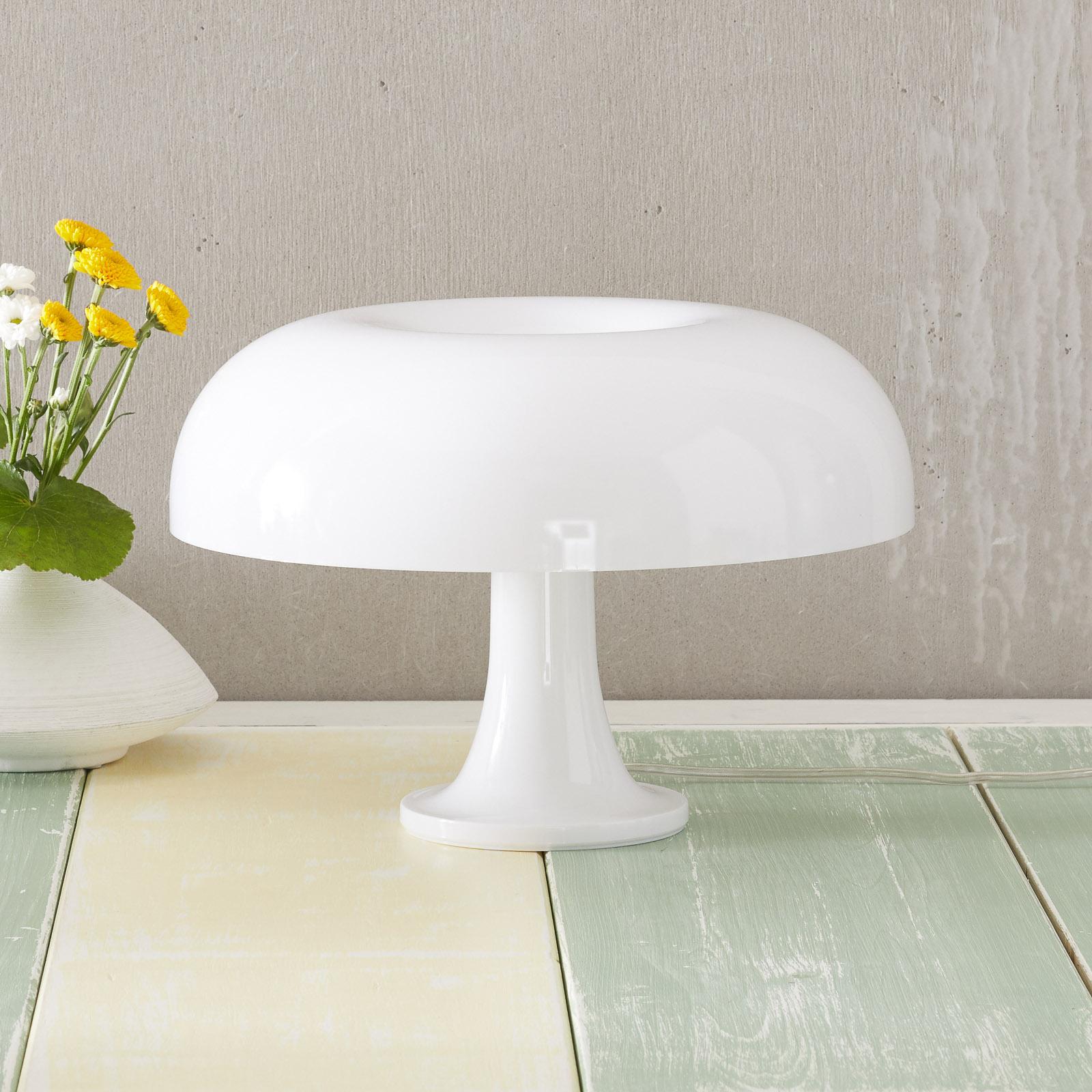 Artemide Nessino - Design tafellamp, wit