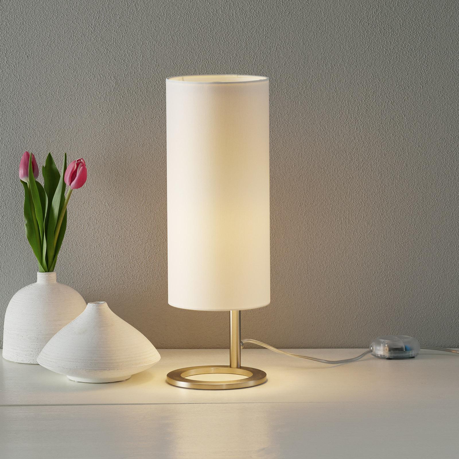 Lampe à poser KNAPSTEIN Mercy intensité variable