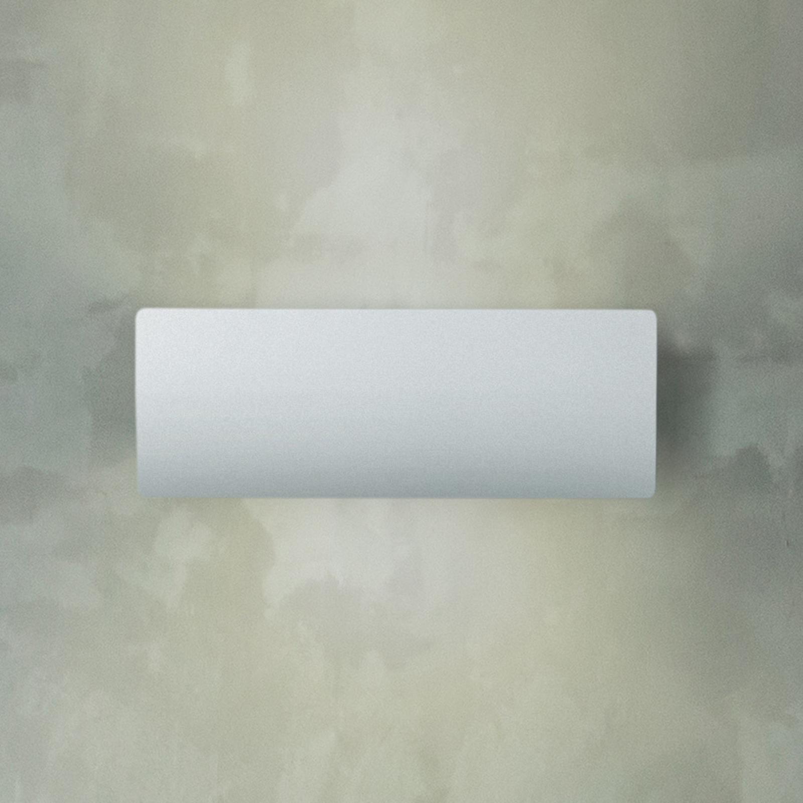 LEDS-C4 Duna LED-Wandleuchte, weiß matt
