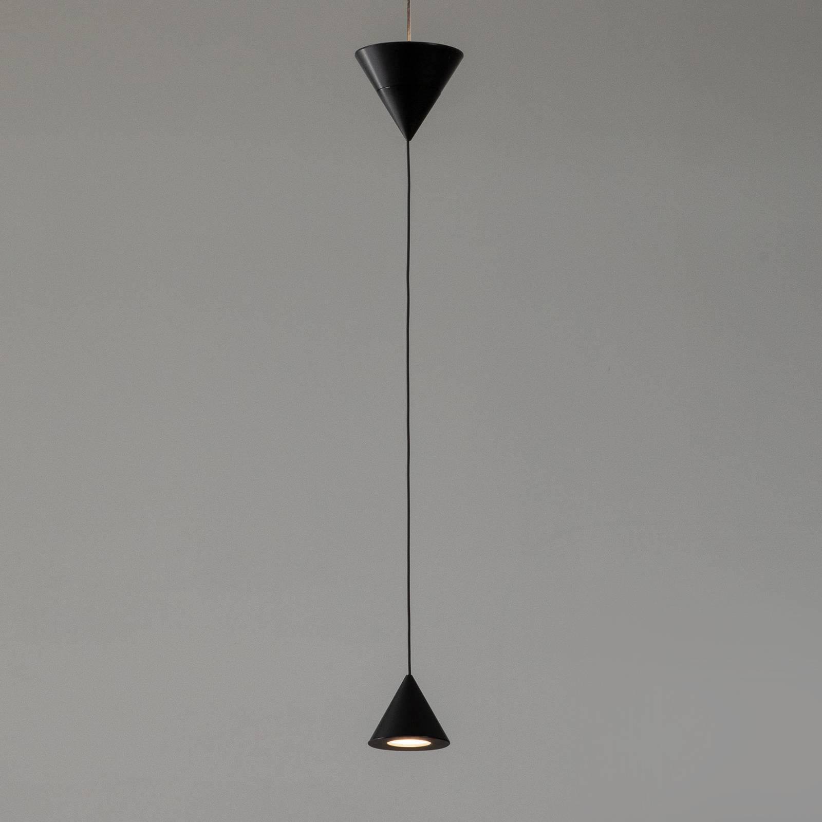 Karman Moonbloom LED-Hängeleuchte 2fl Ø75cm 3.000K
