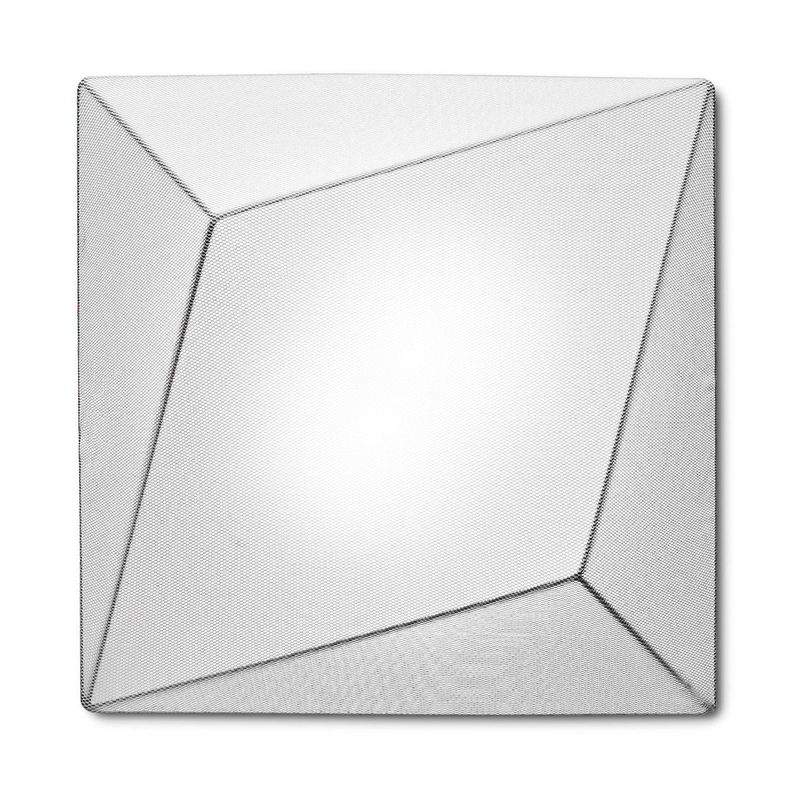 Axolight Ukiyo Textil-Deckenlampe weiß 55 cm