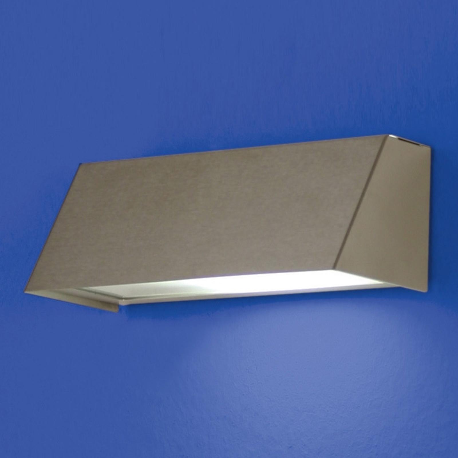 Komfortowa zewnętrzna lampa ścienna BENEDIKT