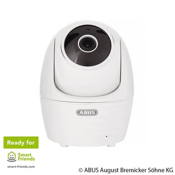 ABUS Smart Security World WLAN Full-HD Innenkamera