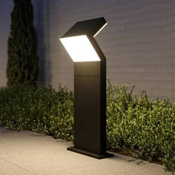 Arcchio Havin lampioncino LED, grigio scuro