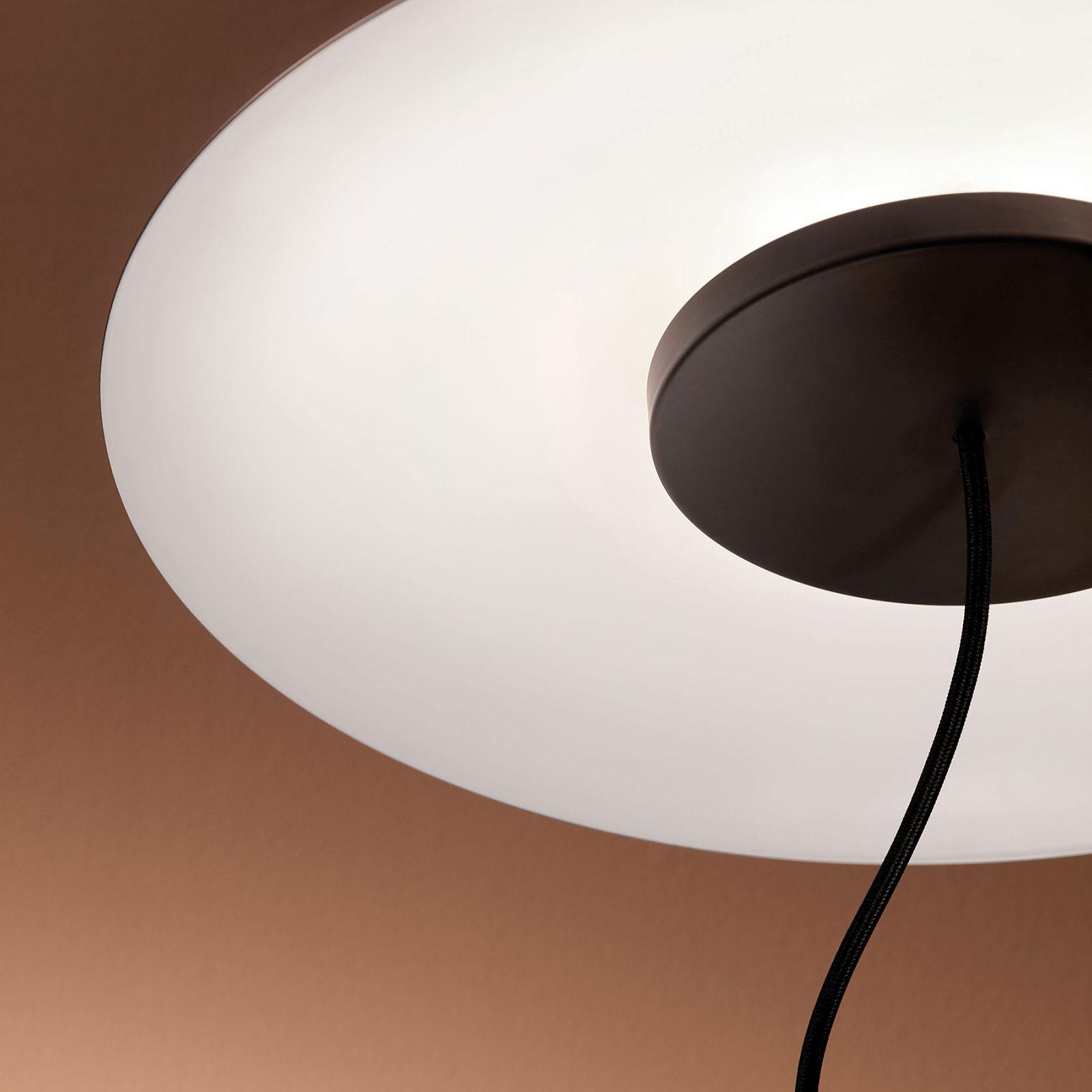 LEDS-C4 Noway Single lampadaire LED, doré