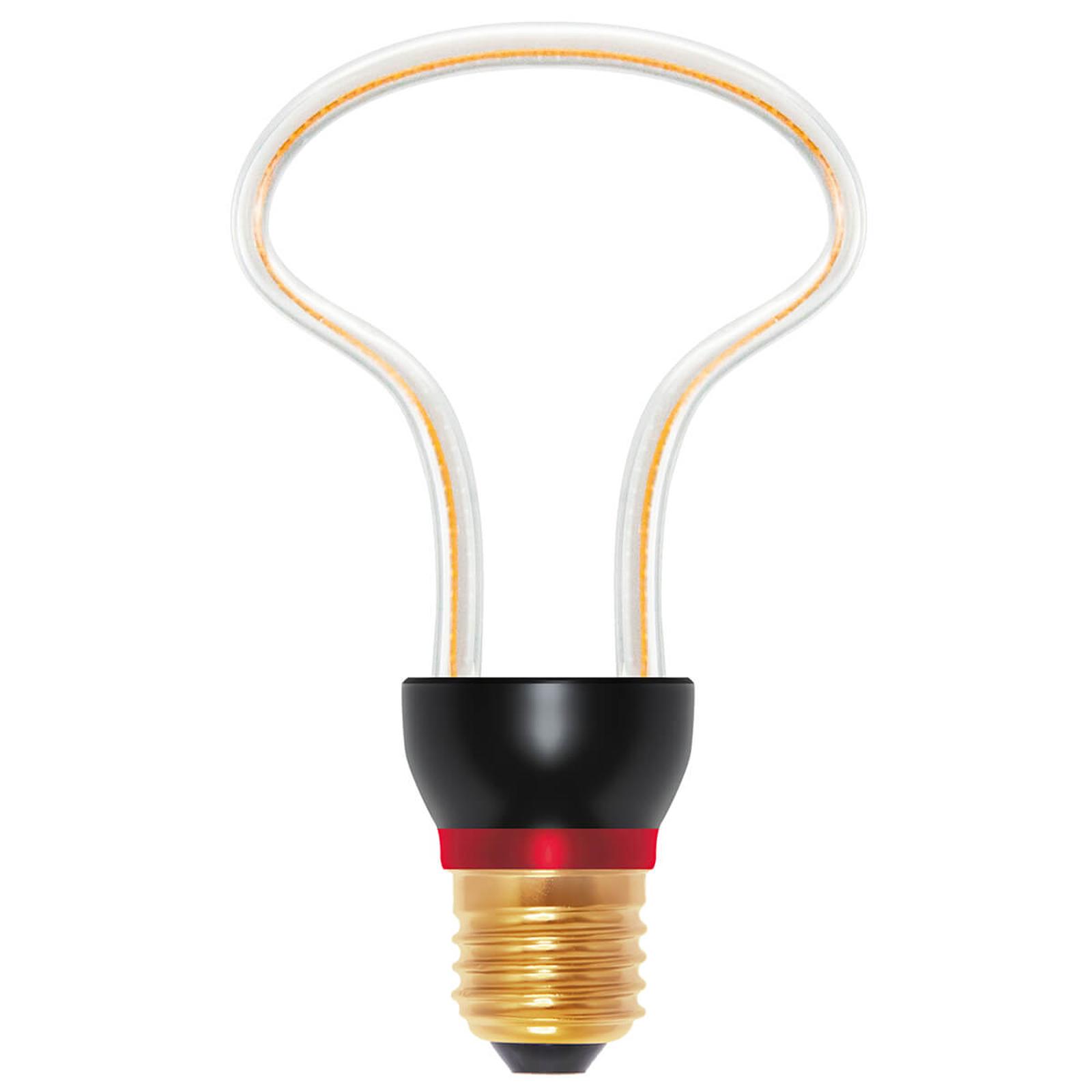 Żarówka LED ART Line reflektor E27 8W, ściemniany