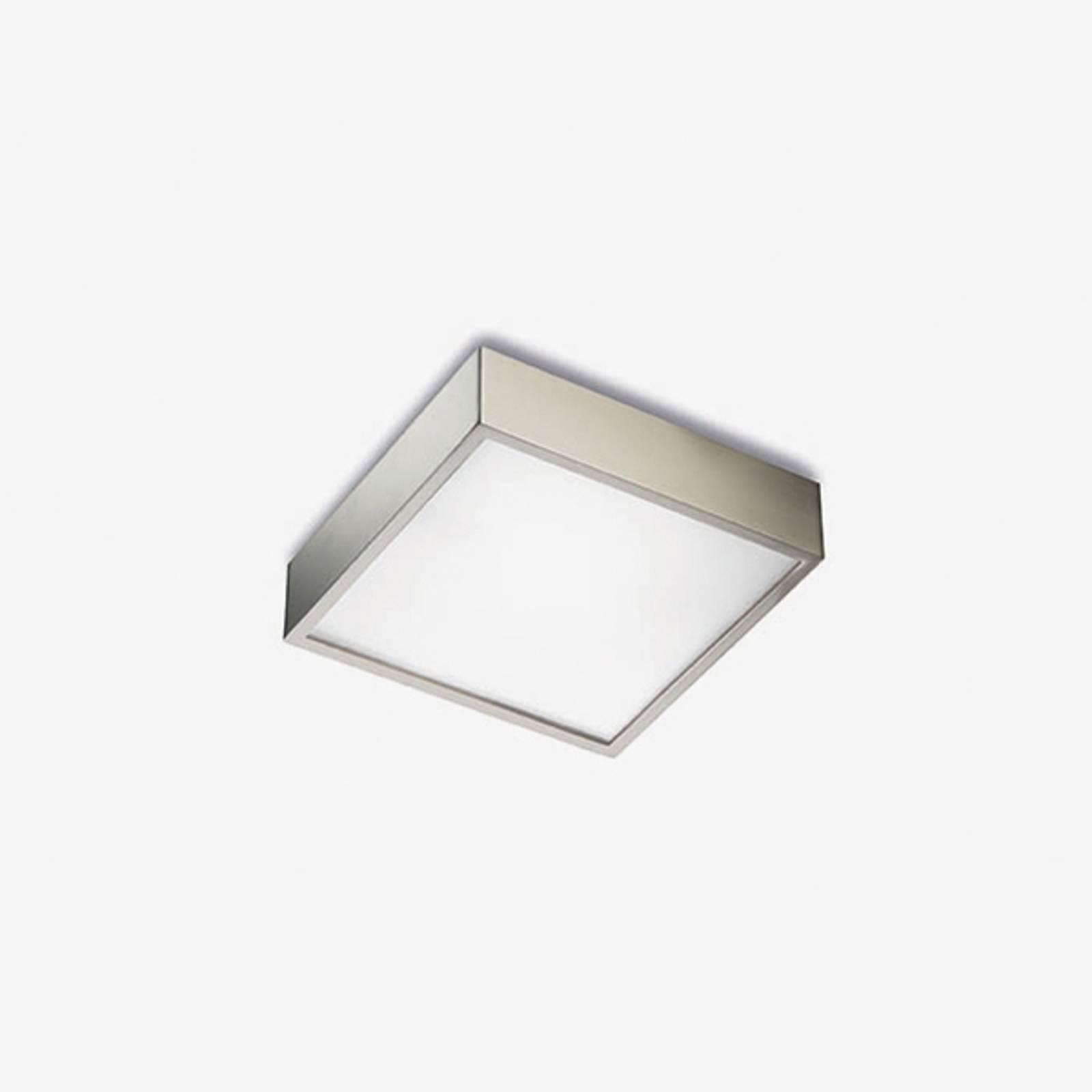 Lampa sufitowa APOLO, IP44, 20 cm, chrom