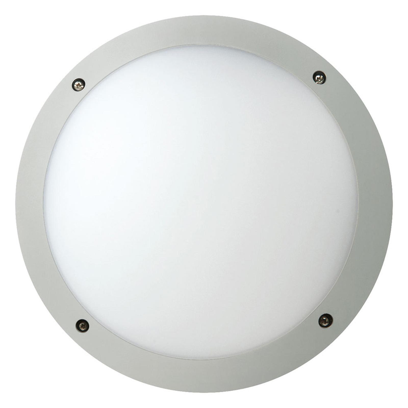 Megaman Fonda+ LED-Wandleuchte, MultiLumen, silber