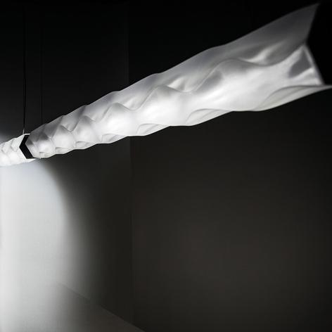 Slamp Hugo White LED designové závěsné světlo