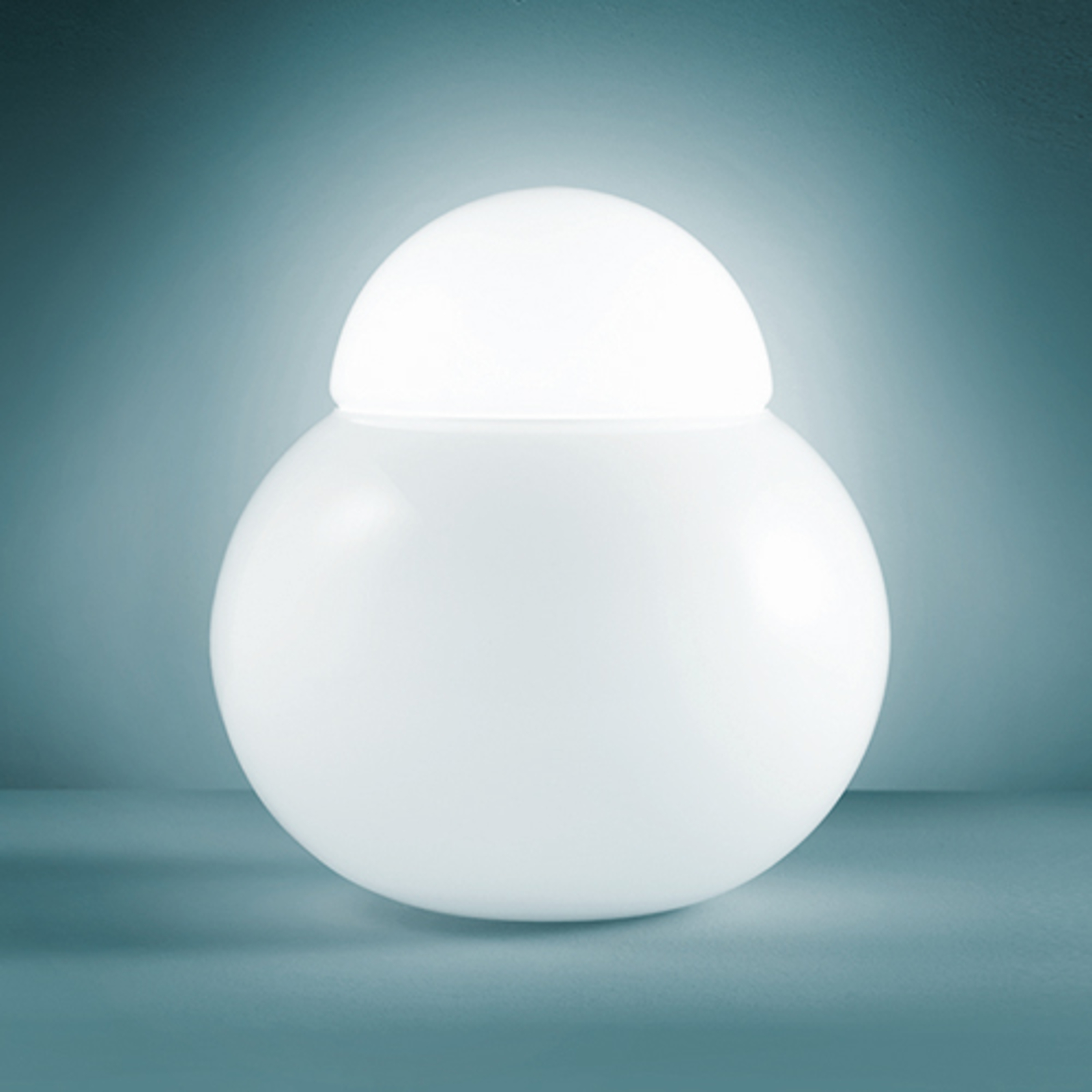 Utsøkt bordlampe DARUMA, 16 cm