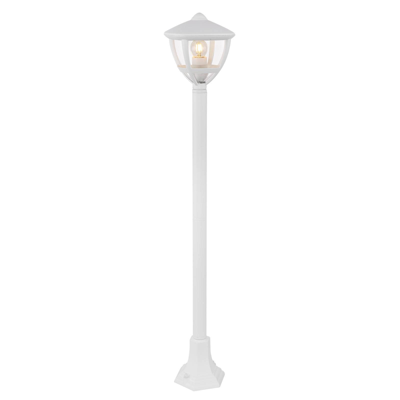 Lampione Nollo a lanterna, bianco