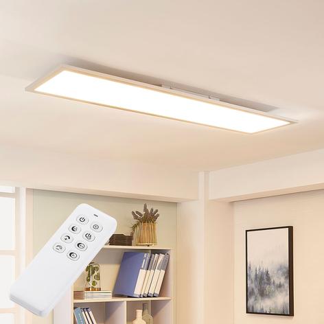 Plafonnier LED Lysander, lumière réglable