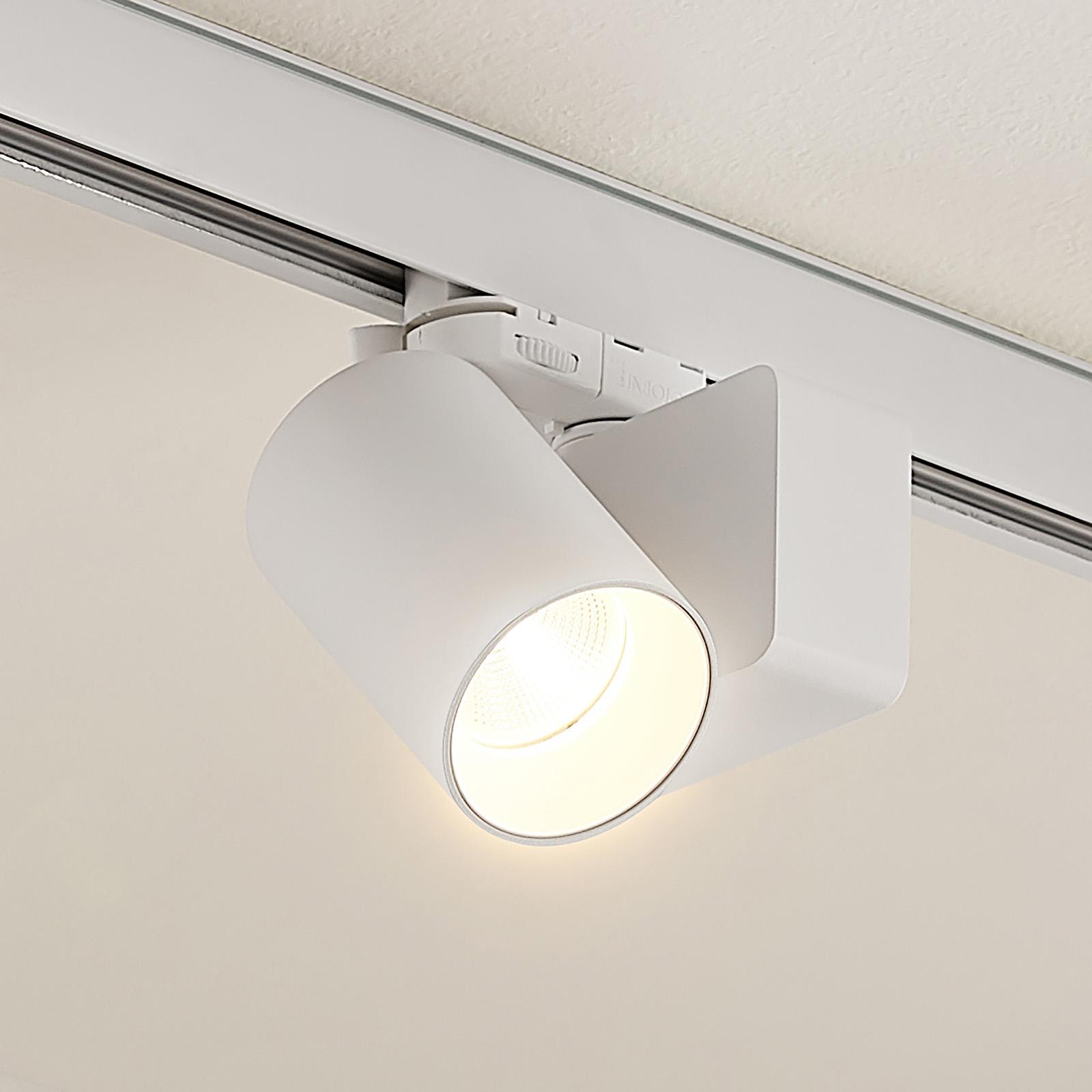 Arcchio Atnur 3-fazowy reflektor LED biały