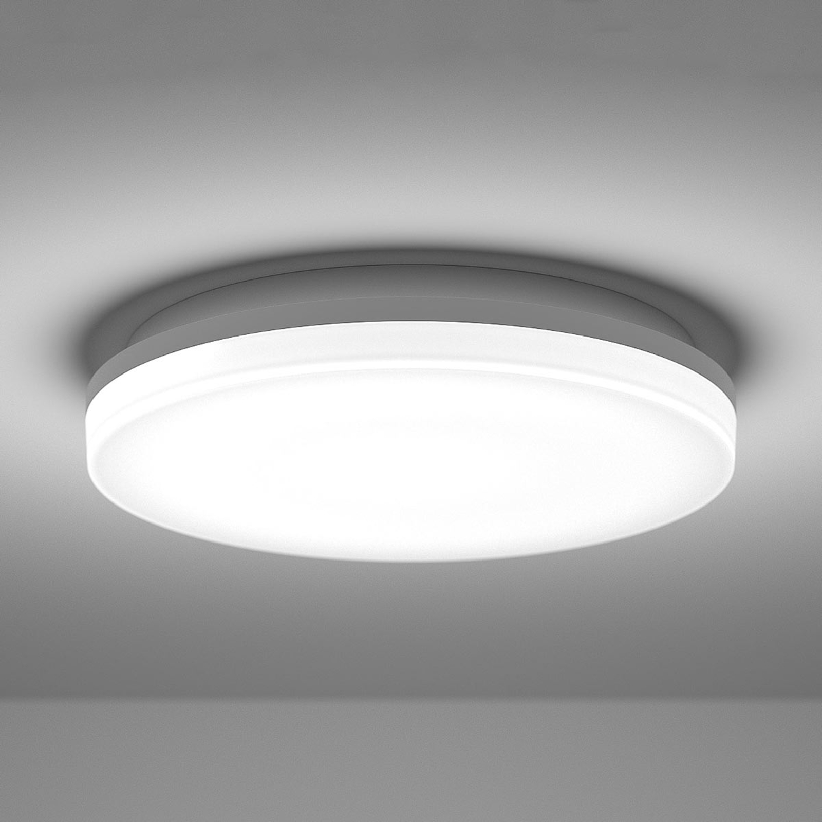Regent Isigo lampa sufitowa LED DALI 25W Ø30cm