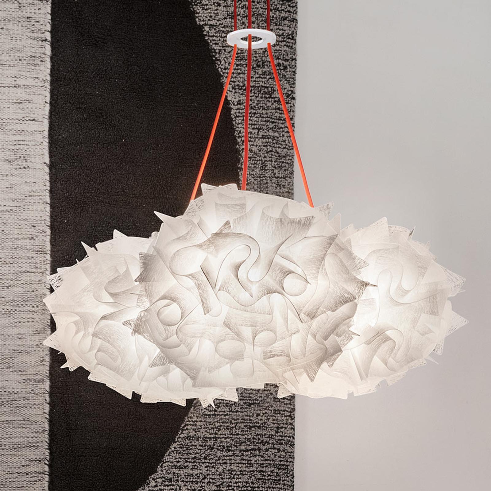 Slamp Veli Mini Trio Couture závěsné světlo