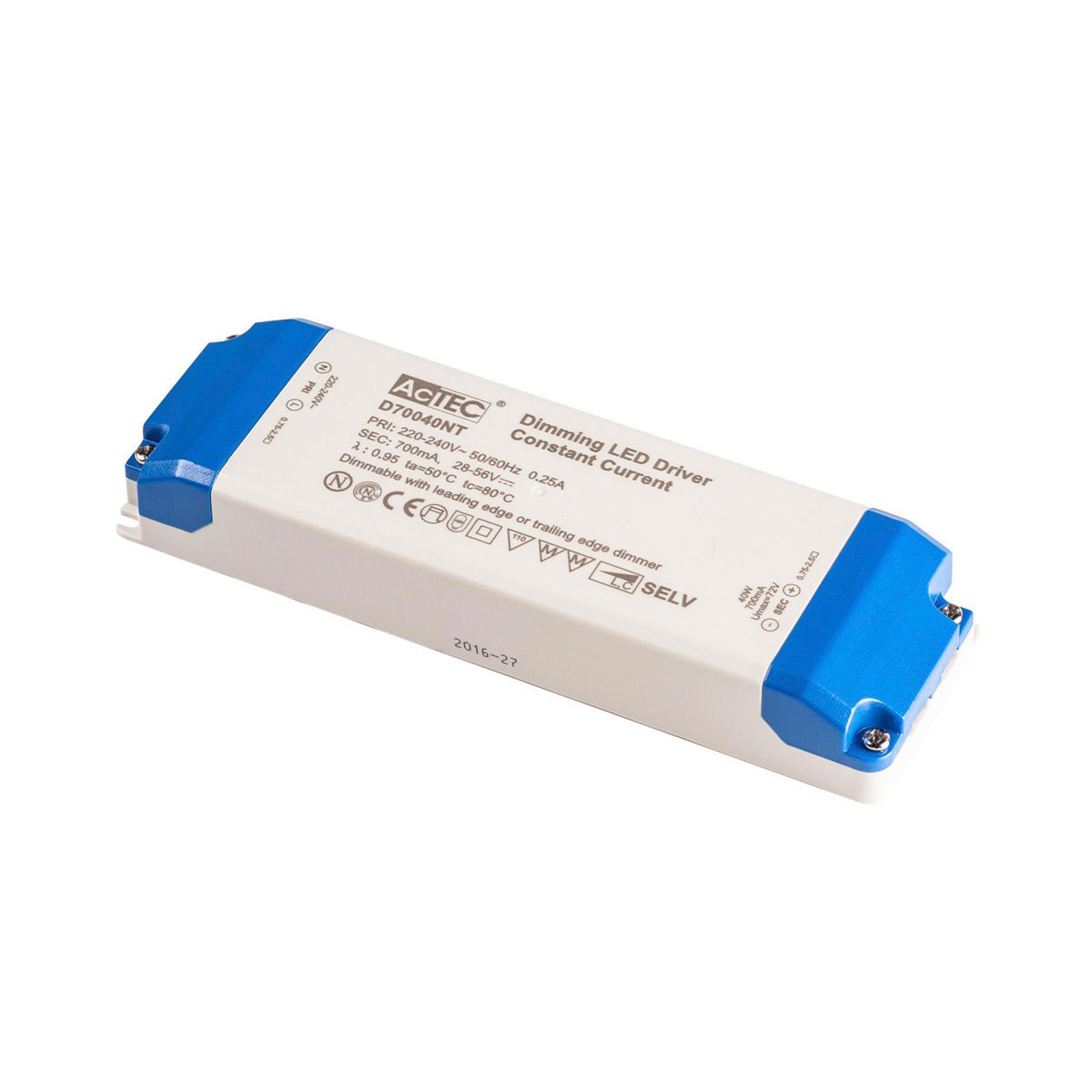 SLV Triac LED-Treiber 39W, dimmbar
