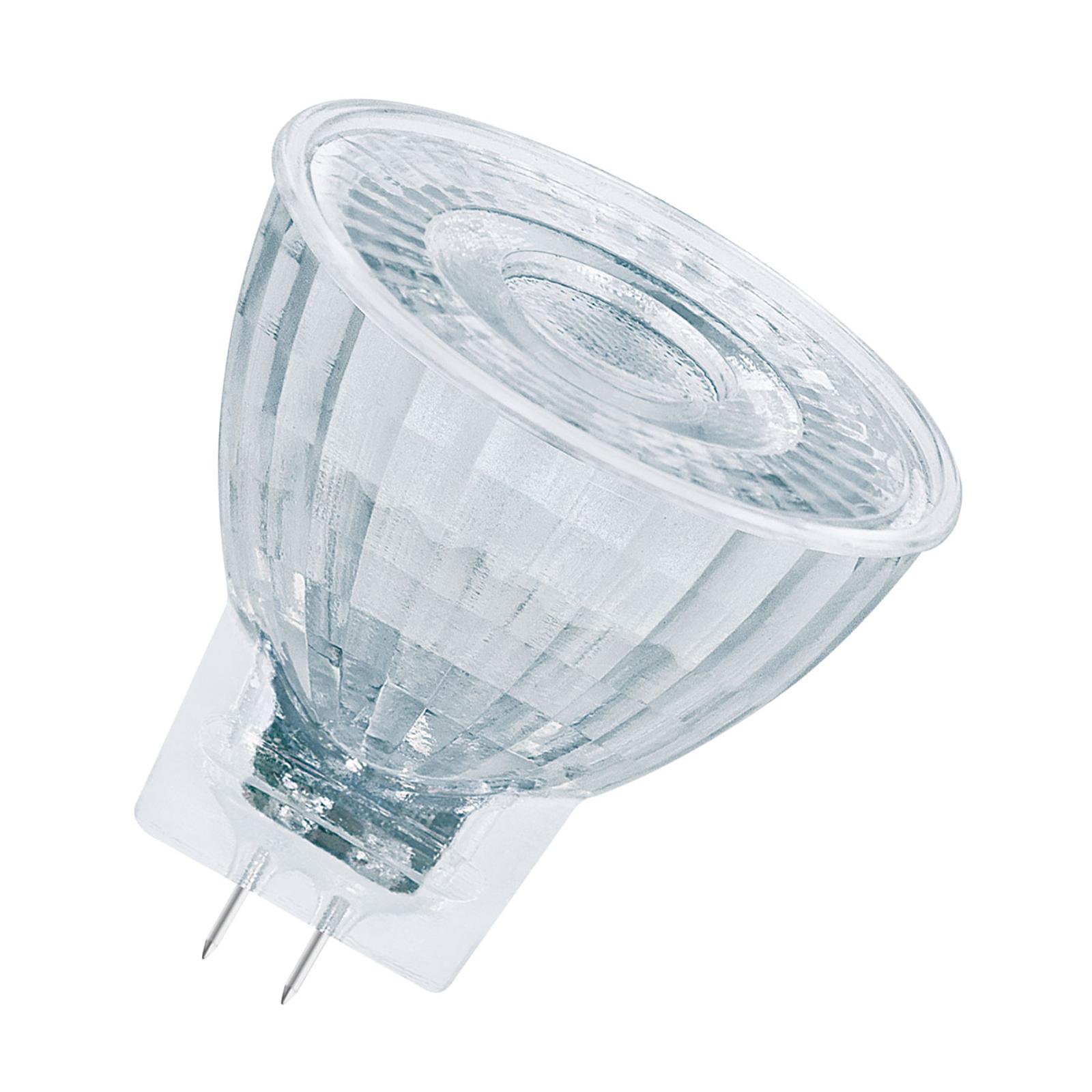 OSRAM reflektor LED GU4 3,2W 927 36° ściemniany