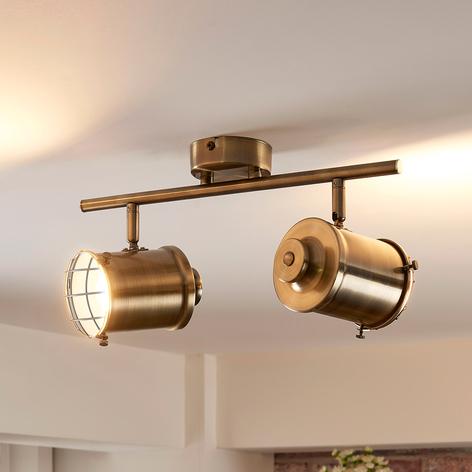2bodový LED reflektor Ebbi s funkcí Easydim