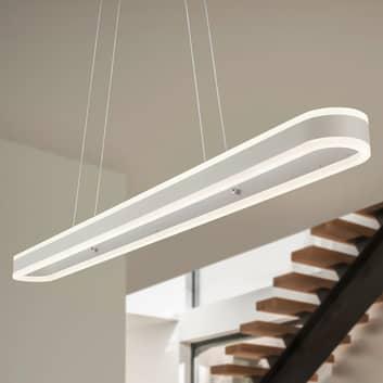 Helestra Liv - längliche LED-Hängeleuchte, dimmbar