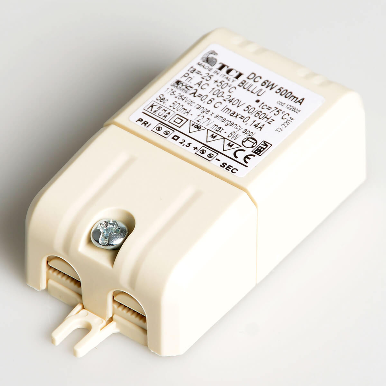 Convertisseur LED sonnette boîte lettres Letterman