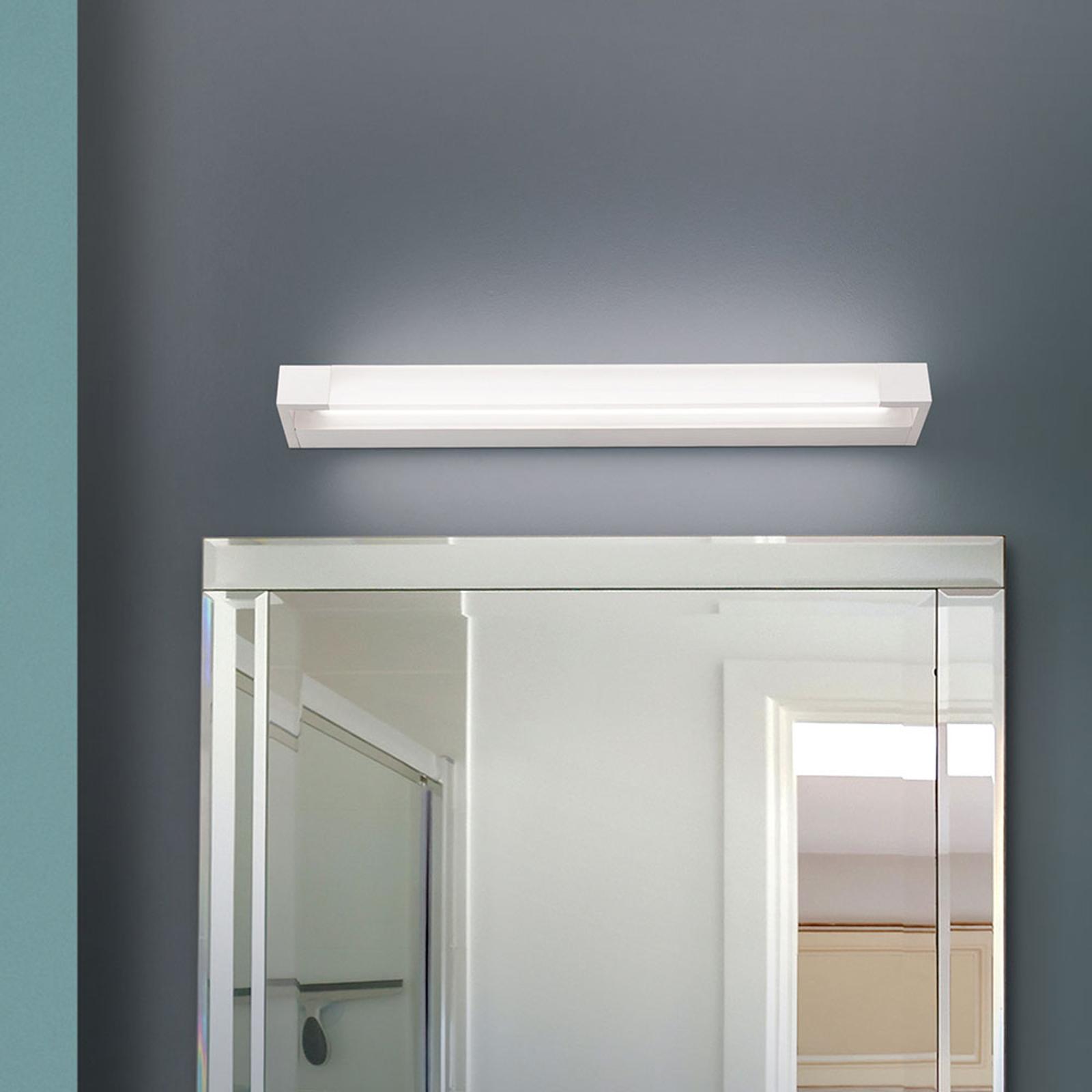 Applique pour miroir LED Marilyn 57cm blanche