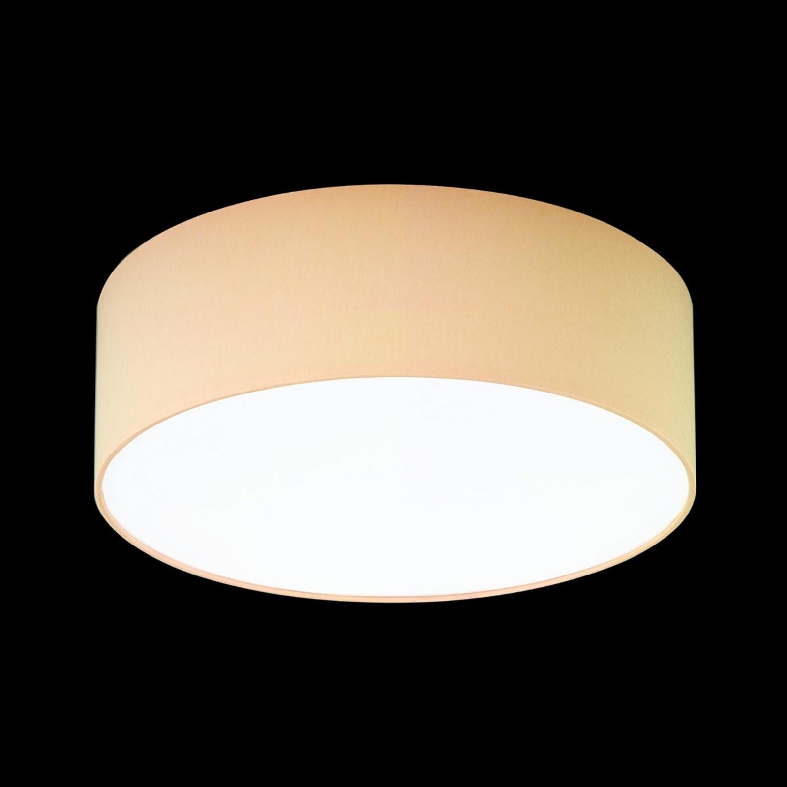 Szampańska lampa sufitowa MARA, 50 cm