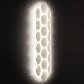 Milan Obolo - aplique LED atenuable 14 luces