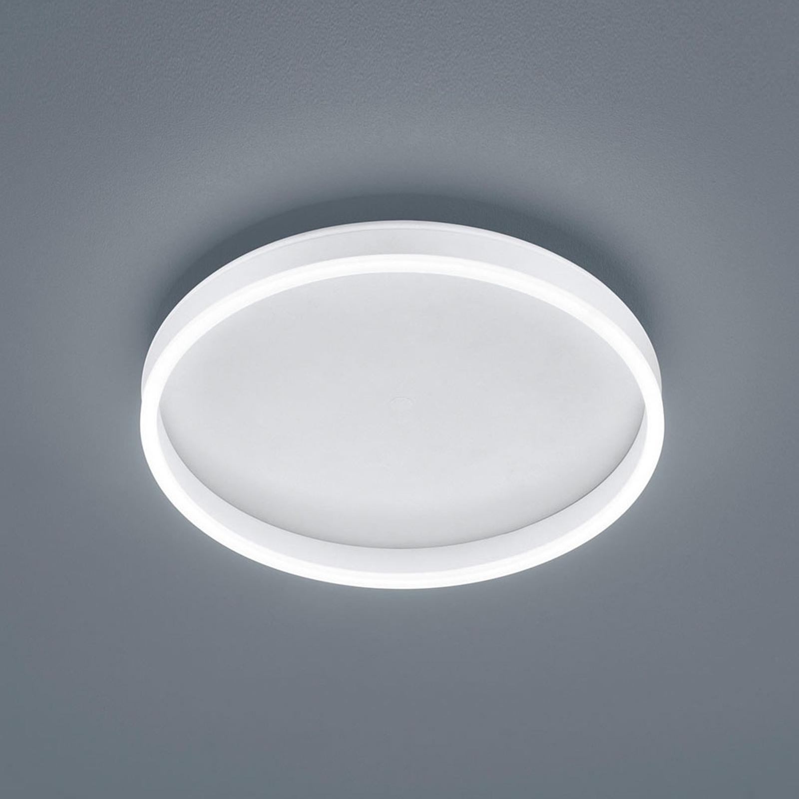 Helestra Sona LED-taklampe dimbar, Ø40cm hvit