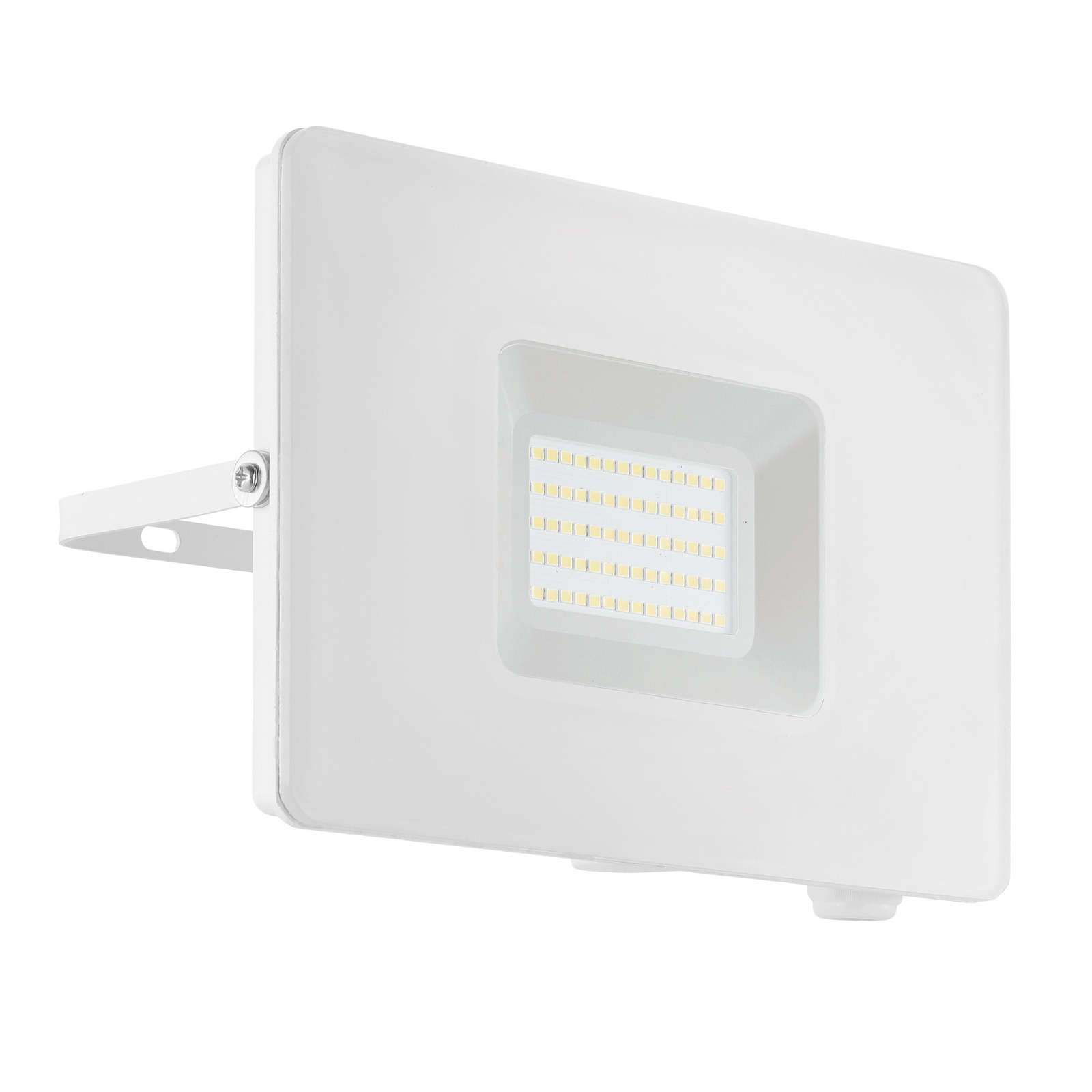 LED buitenspot Faedo 3 in wit, 50W