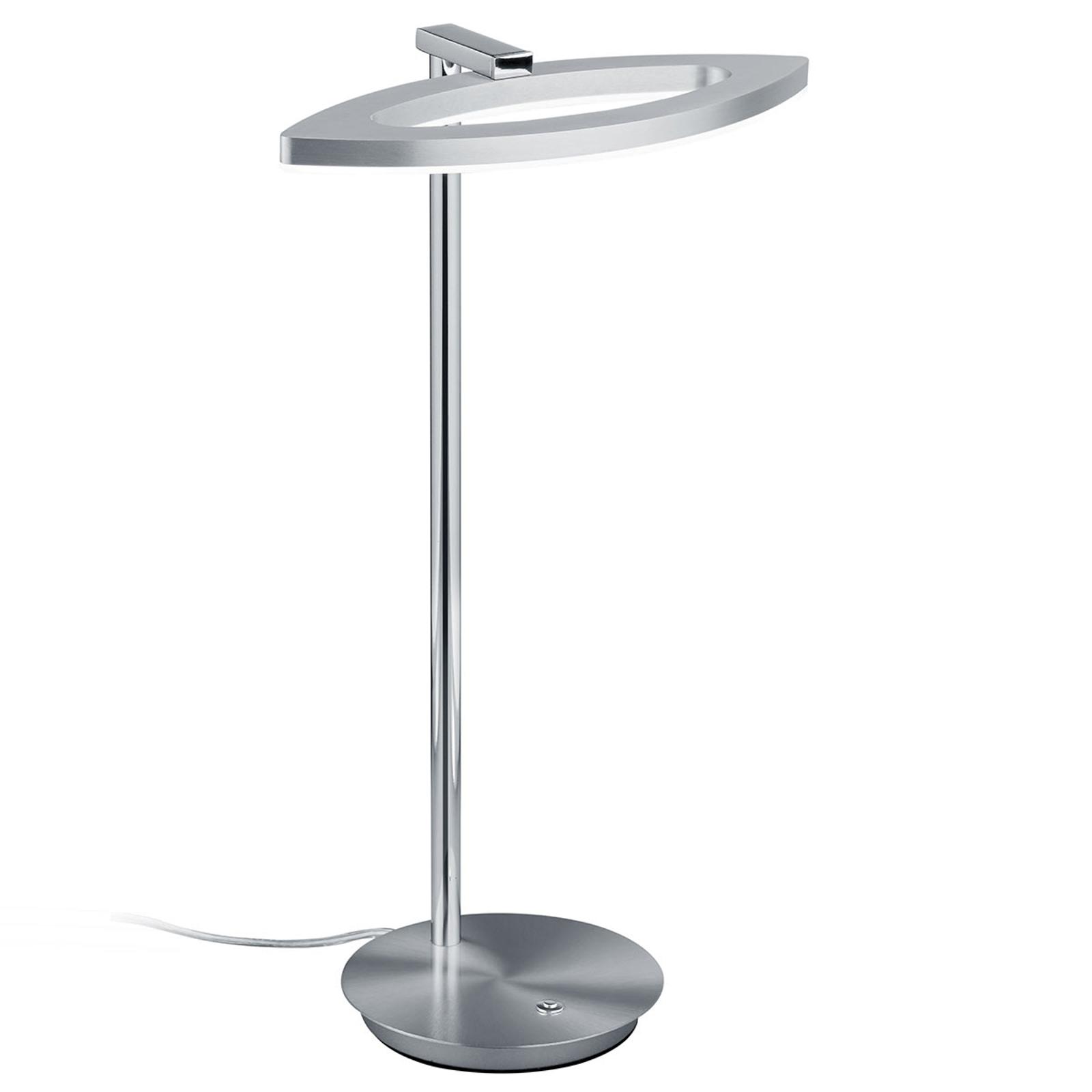 B-Leuchten River – ściemniana lampa stołowa LED