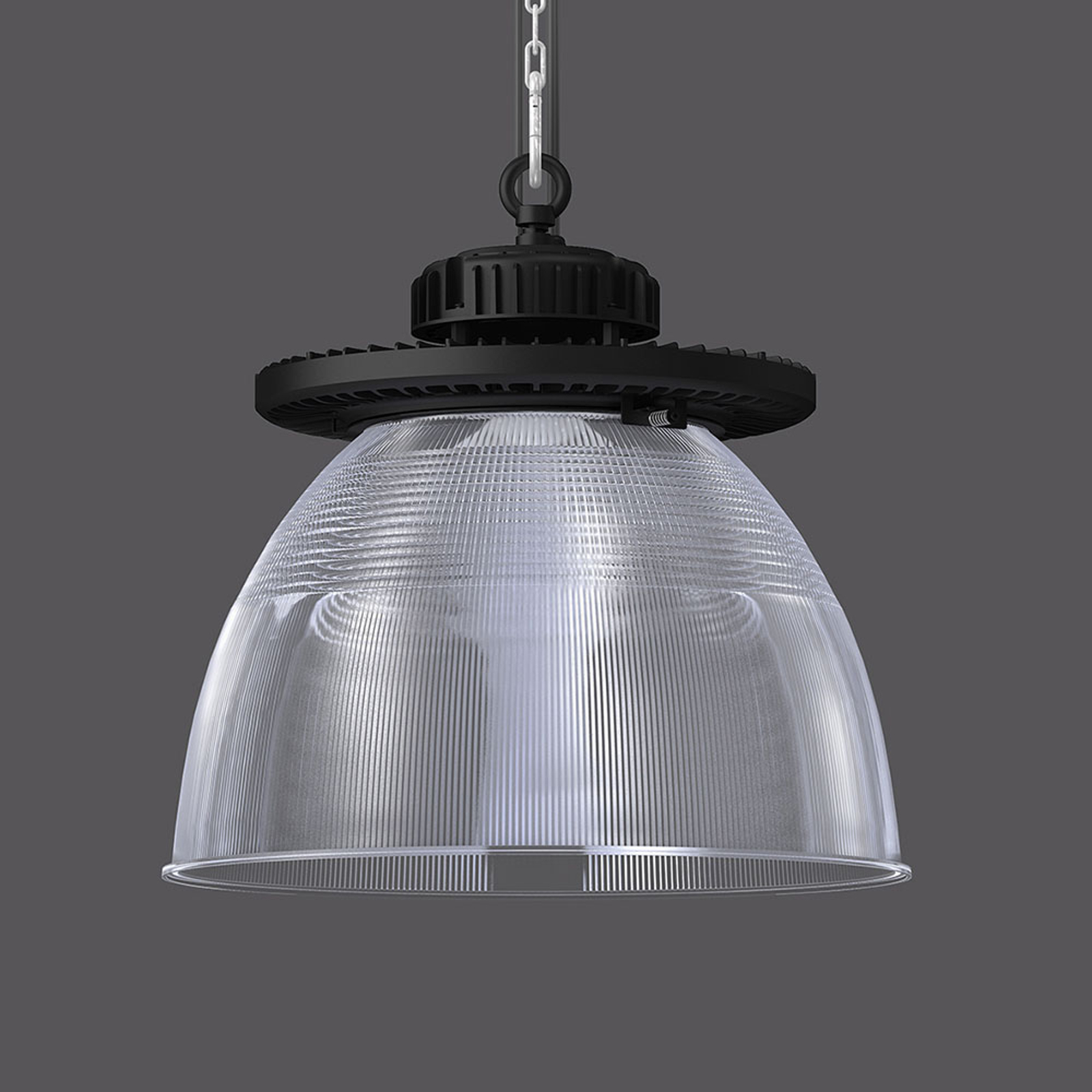 RZB Industrial Hall Maxi DALI 251 W refraktor PMMA