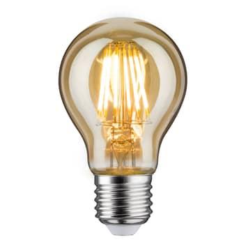 E27 6,5W lampadina LED 2.500K oro