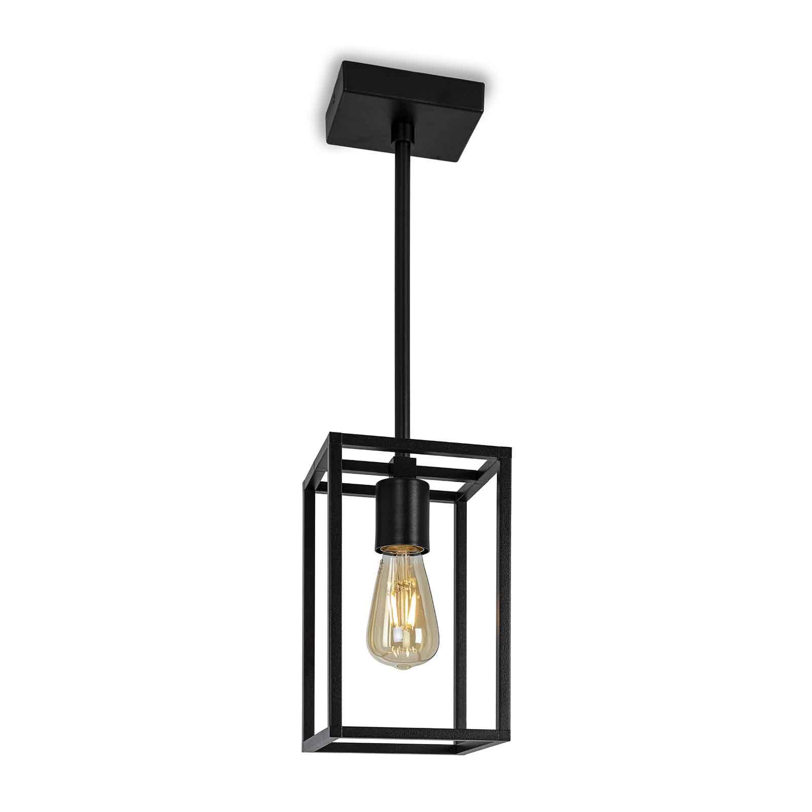 Lampa wisząca Cubic³ 3388 czarna